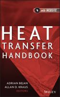 Cover image for Heat transfer handbook