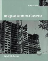 Cover image for Concad : concrete analysis and design