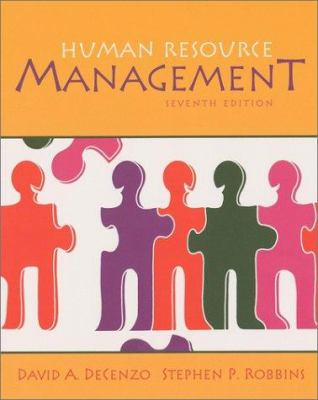 Cover image for Human resource management