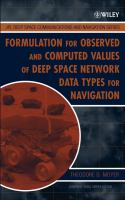 Cover image for Formulation for observed and computed values of Deep Space Network data types for navigation
