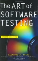 Cover image for The art of software testing