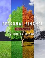 Cover image for Personal finance : skills for life
