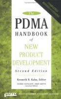 Cover image for The PDMA handbook of new product development