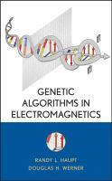Cover image for Genetic algorithms in electromagnetics