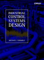Cover image for Industrial control system design