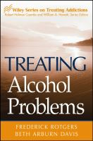 Cover image for Treating alcohol problems