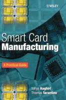 Cover image for Smart card manufacturing : a practical guide