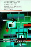 Cover image for Modeling and analysis of manufacturing system