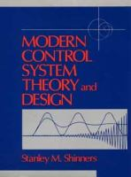 Cover image for Modern control system theory and design