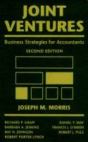 Cover image for Joint ventures : business strategies for accountants