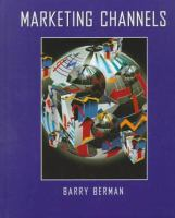 Cover image for Marketing channels