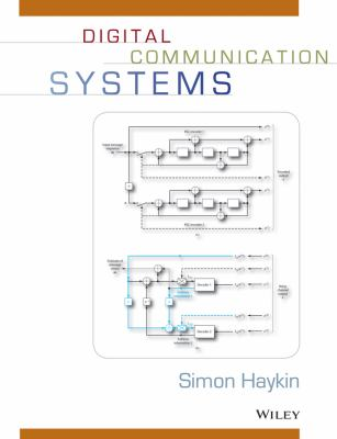 Cover image for Digital communications systems