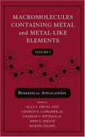 Cover image for Biomedical applications