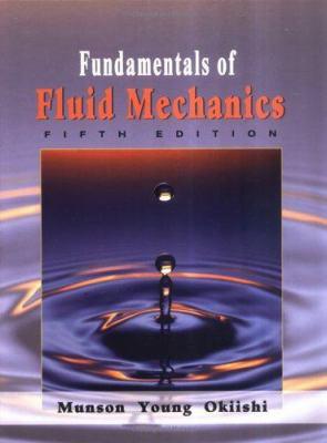 Cover image for Fundamentals of fluid mechanics