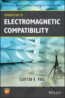 Cover image for Introduction to electromagnetic compatibility