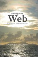 Cover image for Thinking on the web : berners-lee, godel and turing