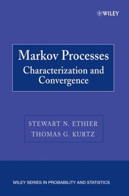 Cover image for Markov processes : characterization and convergence