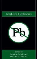 Cover image for Lead-free electronics