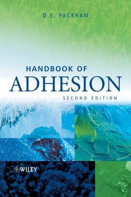 Cover image for Handbook of adhesion