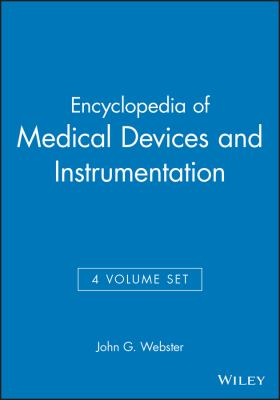 Cover image for Encyclopedia of medical devices and instrumentation
