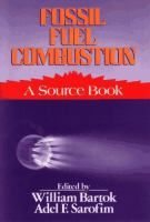 Cover image for Fossil fuel combustion : a source book