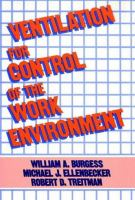Cover image for Ventilation for control of the work environment