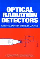 Cover image for Optical radiation detectors