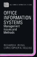 Cover image for Office information systems : management issues and methods