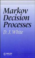 Cover image for Markov decision processes