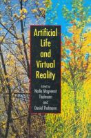 Cover image for Artificial life and virtual reality
