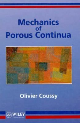 Cover image for Mechanics of porous continua