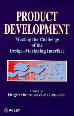 Cover image for Product development : meeting the challenge of the design-marketing interface