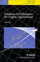 Cover image for Advances in techniques for engine applications