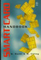 Cover image for Smart card handbook