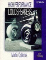 Cover image for High performance loudspeakers