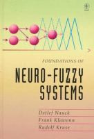 Cover image for Foundations of neuro-fuzzy systems