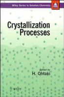 Cover image for Crystallization processes