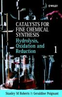 Cover image for Hydrolysis, oxidation and reduction