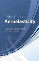 Cover image for Principles of aeroelasticity