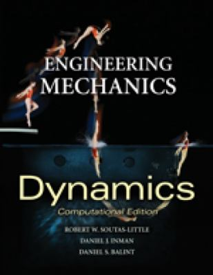 Cover image for Engineering mechanics.   Dynamics