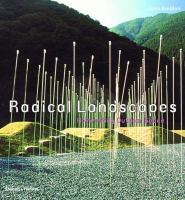 Cover image for Radical landscapes : reinventing outdoor space