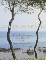 Cover image for Gardens by the sea