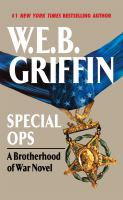 Cover image for Special ops : brotherhood of war book IX