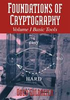 Cover image for Foundations of cryptography : volume 1 basic tools