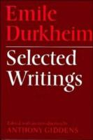 Cover image for Emile Durkheim : selected writings