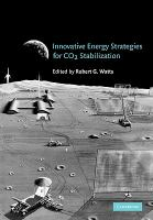 Cover image for Innovative energy strategies for CO2 stabilization