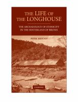 Cover image for The life of the longhouse : an archaeology of ethnicity