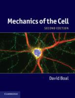 Cover image for Mechanics of the cell