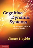 Cover image for Cognitive dynamic systems : perception-action cycle, radar and radio