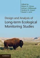 Cover image for Design and analysis of long-term ecological monitoring studies